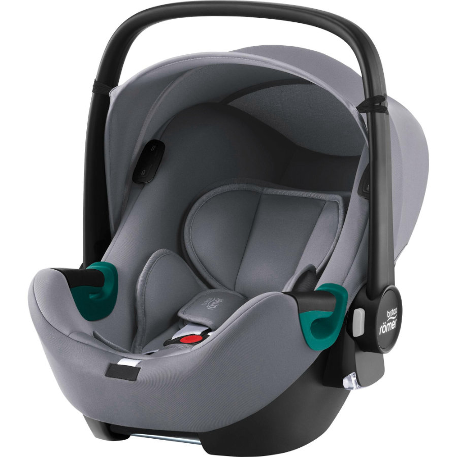 Britax Römer Babyschale Baby-Safe iSENSE Frost Grey