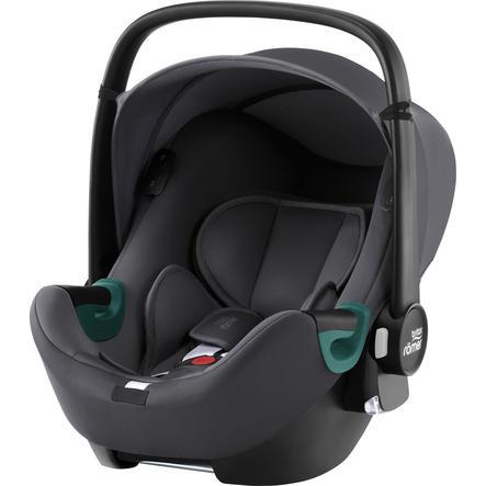 Britax Römer Babyschale Baby-Safe iSENSE Midnight Grey