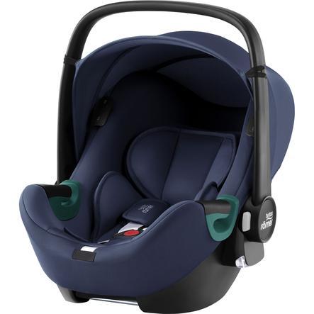 Britax Römer Babyschale Baby-Safe iSENSE Indigo Blue