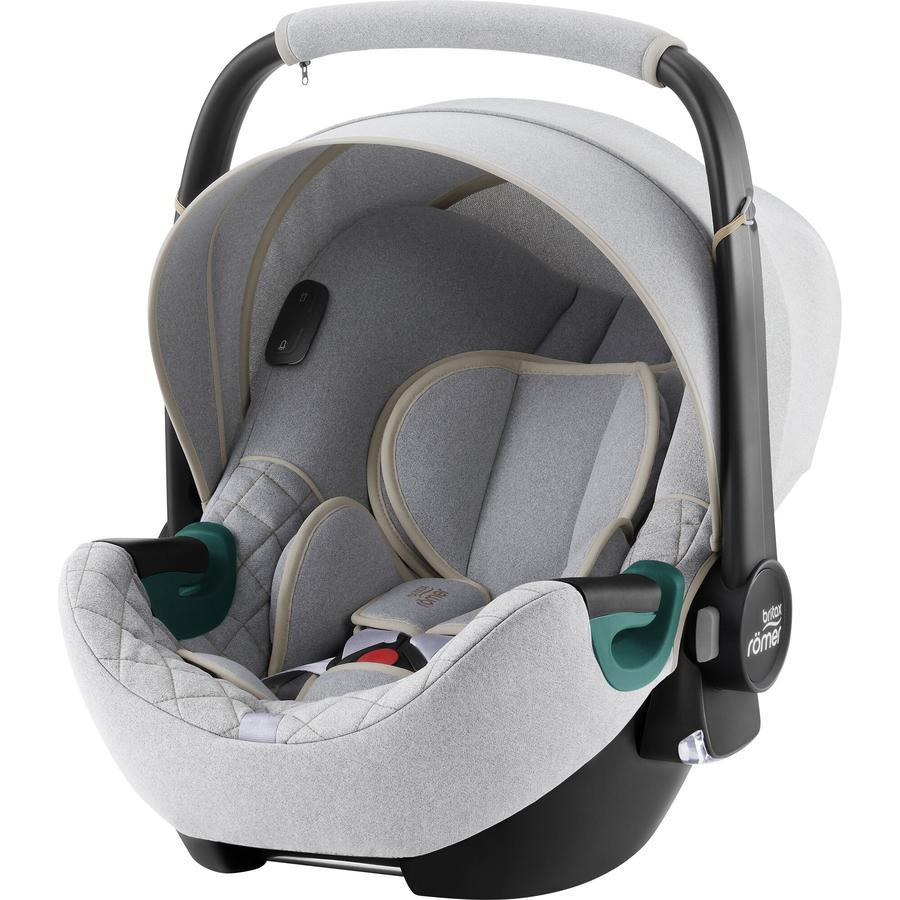Britax Römer Babyschale Baby-Safe iSENSE Nordic Grey