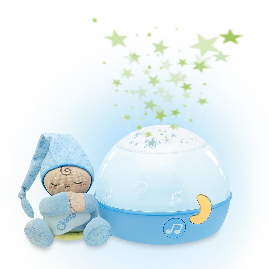 Chicco sternenhimmelprojektor blau baby markt