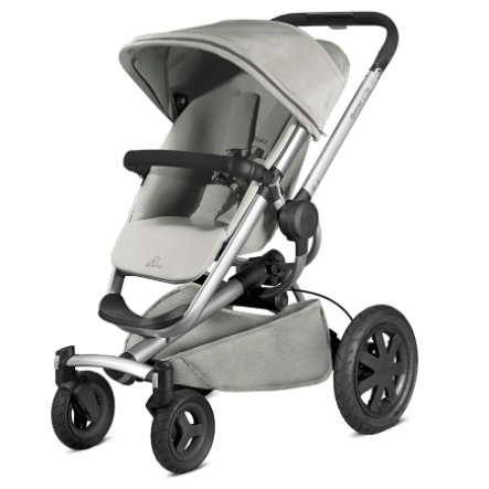 Quinny Kinderwagen Buzz Xtra Grey gravel