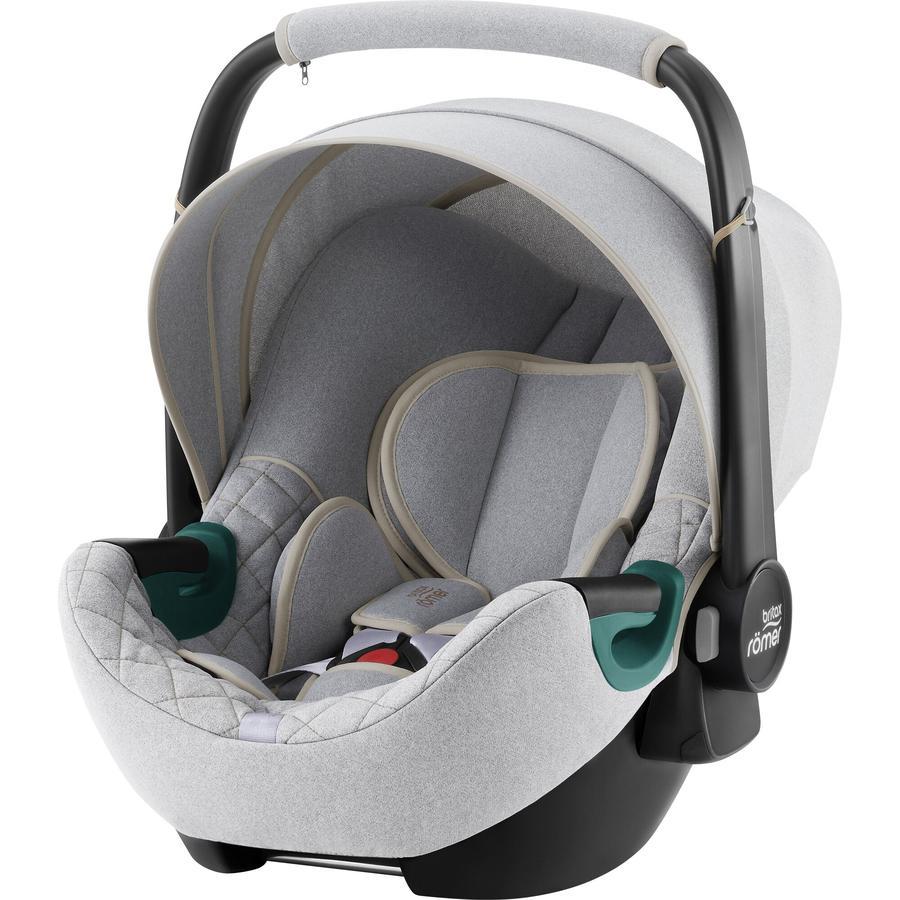 Britax Römer Babyschale Baby-Safe 3 i-Size Nordic Grey