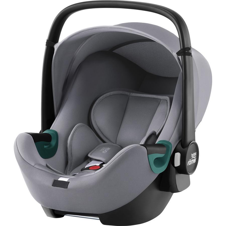 Britax Römer Babyschale Baby-Safe 3 i-Size Frost Grey