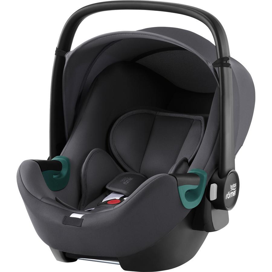 Britax Römer Babyschale Baby-Safe 3 i-Size Midnight Grey
