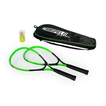 "XTREM Toys and Sports - HEIMSPIEL Badminton Set ""Speed"""