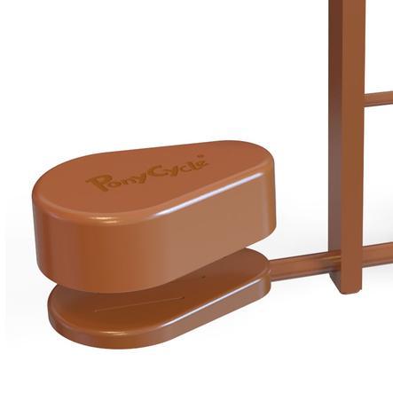 PonyCycle® Pedal Pads - Pedal Adapter für U-Types, braun
