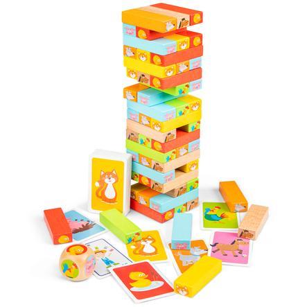 New Class ic Toys Jeu de tours à bascule et à empiler