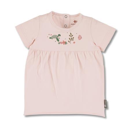 Sterntaler kortermet skjorte rosa