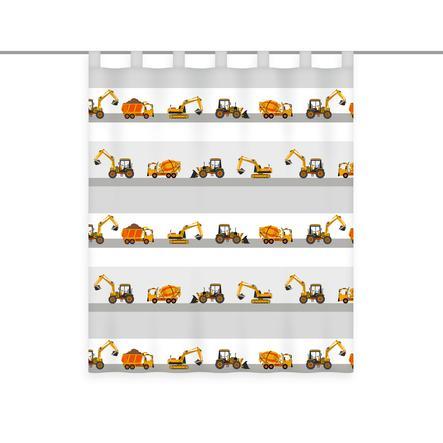 babybest® Vorhangschal Baustelle transparent