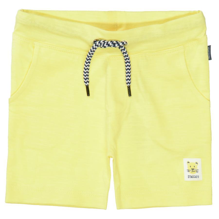 STACCATO Bermudas bright yellow