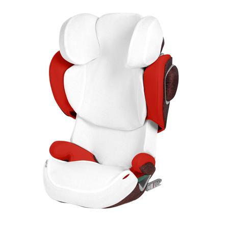 cybex PLATINUM Sommerbezug Solution Z-fix White