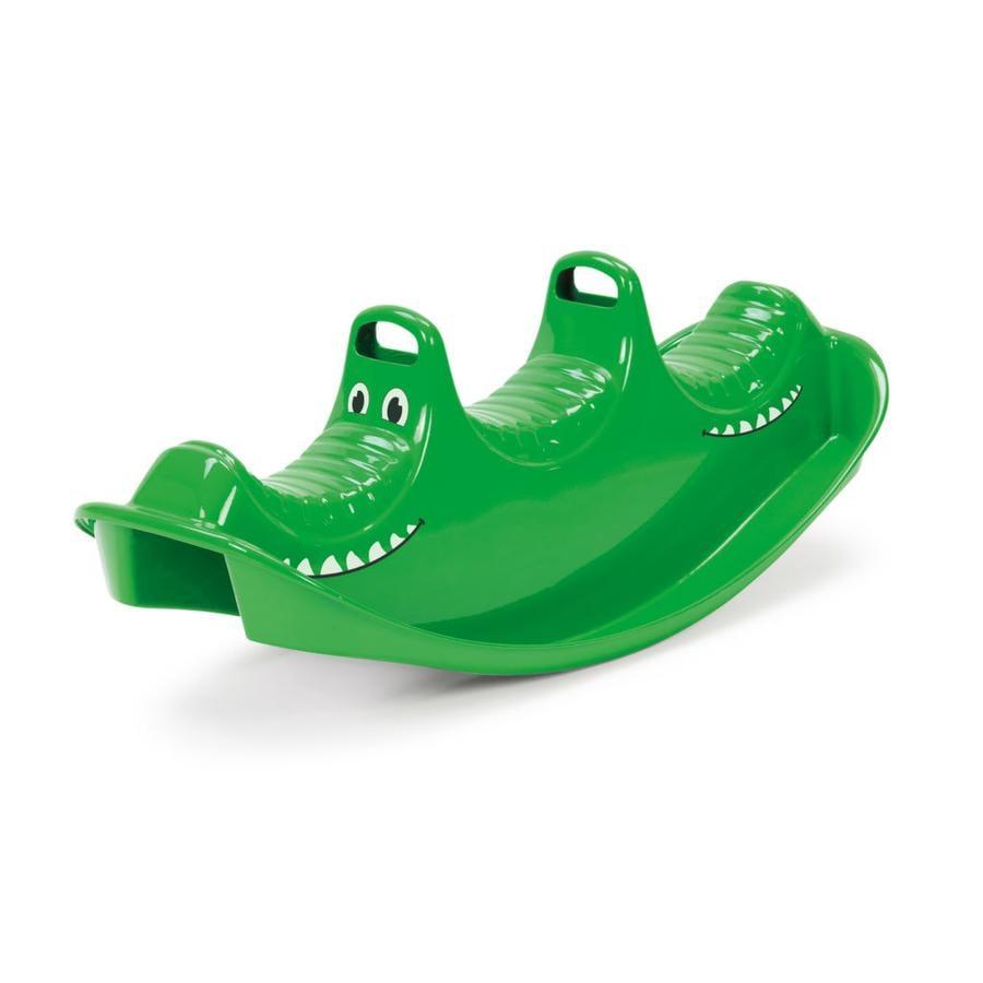 dantoy Dětská houpačka Krokodýl