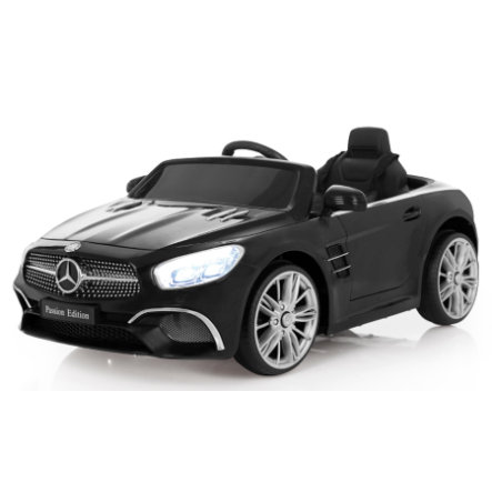 JAMARA Ride-on Mercedes-Benz SL 400 12V, schwarz
