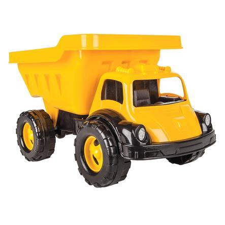 JAMARA Jouet de sable camion benne Big Kip, jaune