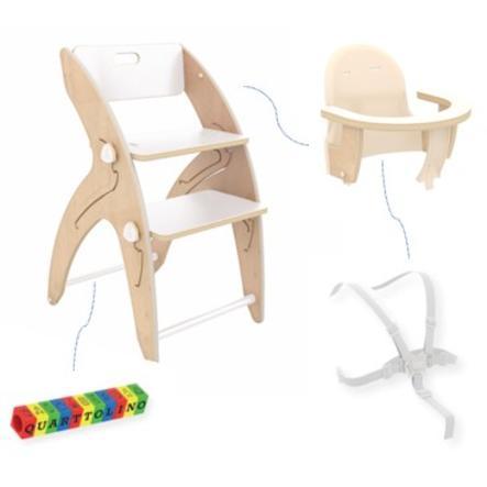 QuarttoLino® Set Mini Weiß