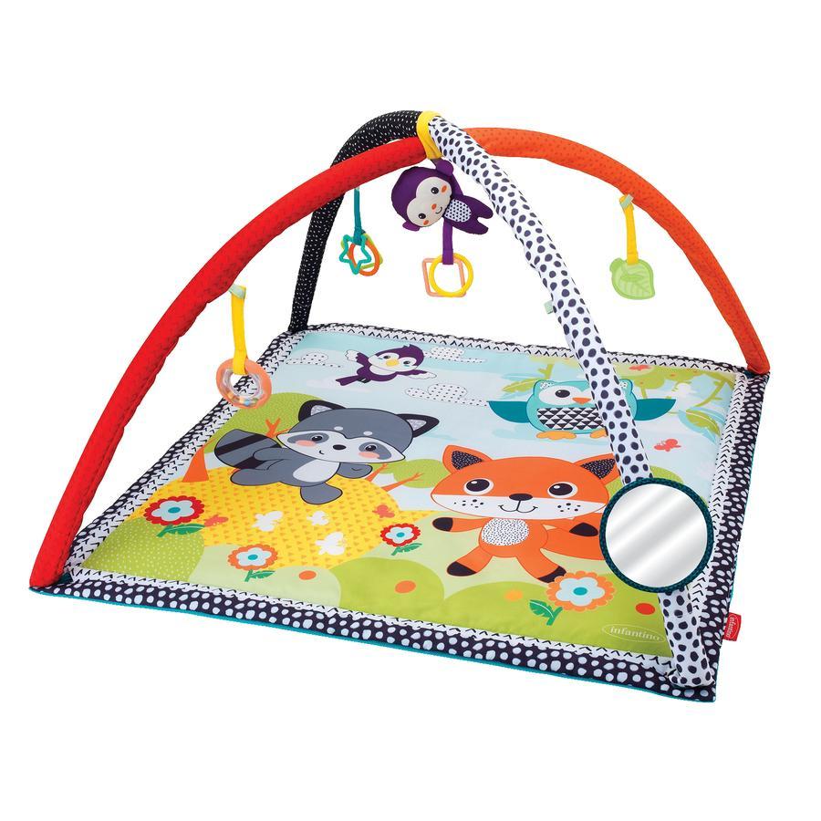 Infantino Safari Aktivitätsspielbogen und -matte