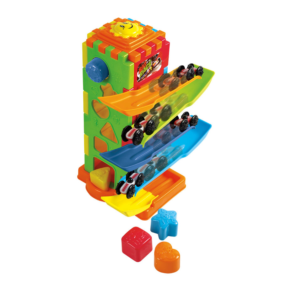 Playgo 5 in 1 toren uitdaging