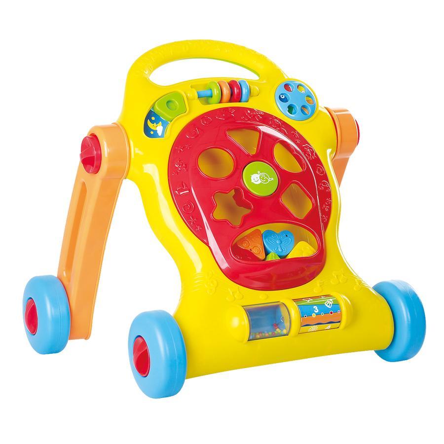 Playgo Tiny Steps Trolley med sorteringsspil