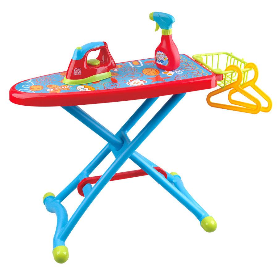 Playgo Haushalts Bügelset