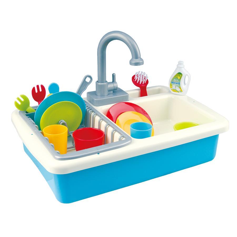 Playgo Évier de cuisine avec accessoires