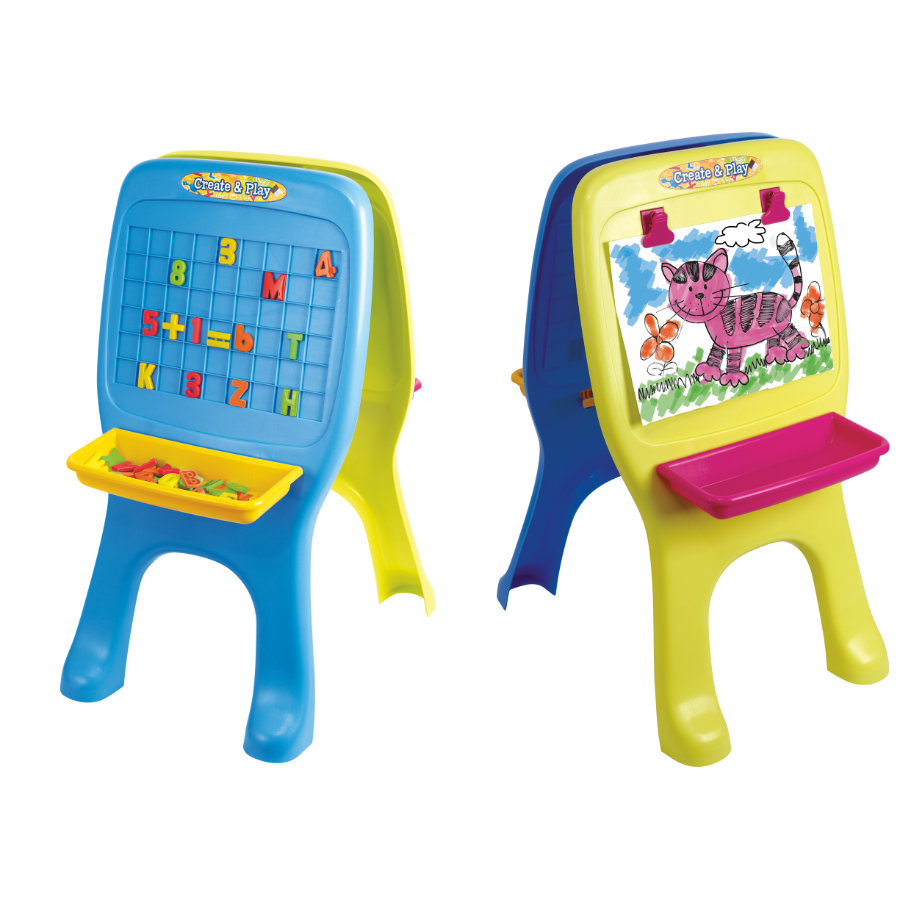 Playgo Alphabet- und Zeichenbrett