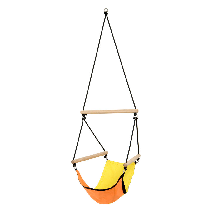 AMAZONAS Hängfåtölj Kid's Swinger Yellow