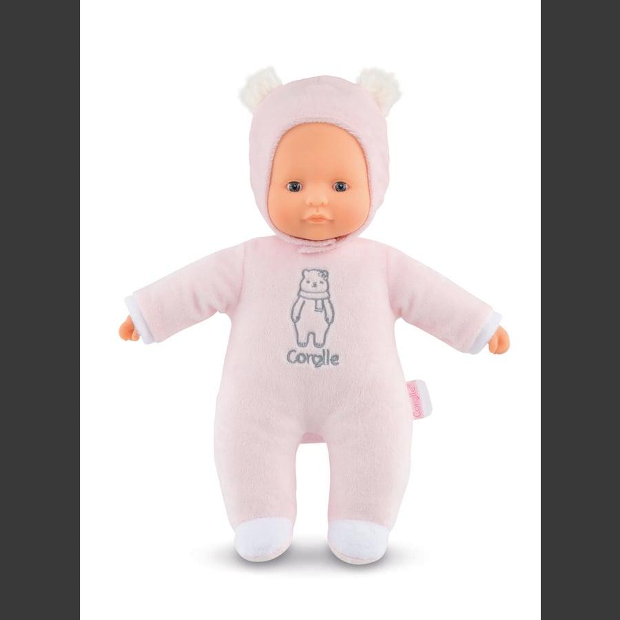 Corolle® Mon Doudou Babypuppe Sweetheart rosa Bär