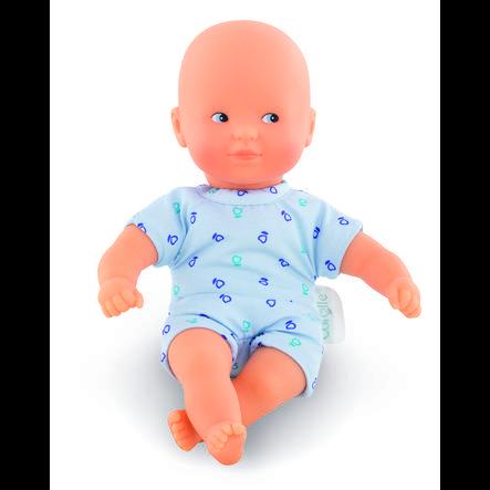 Corolle® Mon Premier Babypuppe Mini Calin, blau