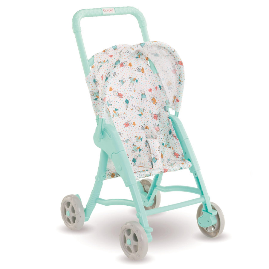 Corolle® Mon Petit Zubehör - Puppenbuggy blau