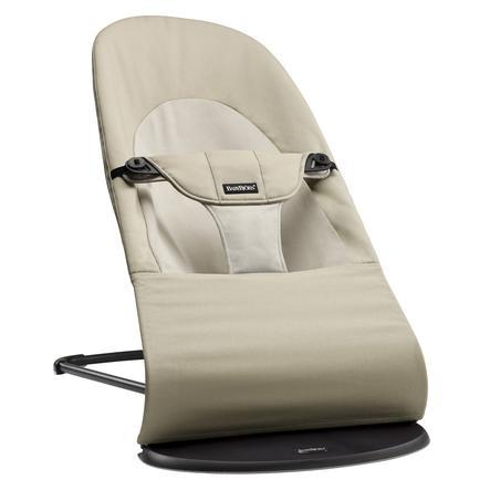 BABYBJÖRN Transat Babysitter Balance Soft kaki/beige