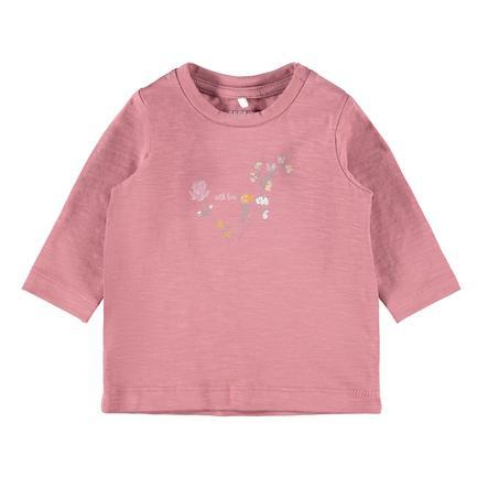 name it Langermet skjorte Nbflonny Deco Rose