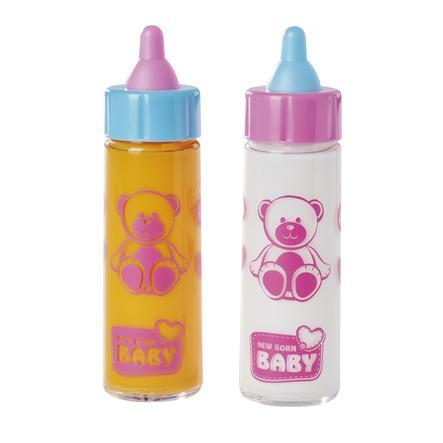 Simba Bébé nouveau-né - Deux biberons magiques