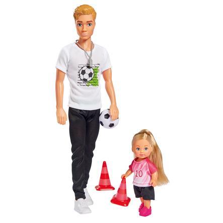 Simba Steffi Love - Soccer Training