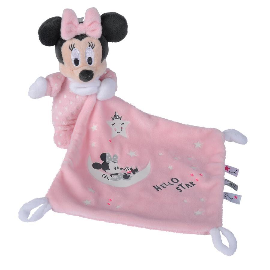 Simba Minnie Cuddle Cloth GDI Starry Night