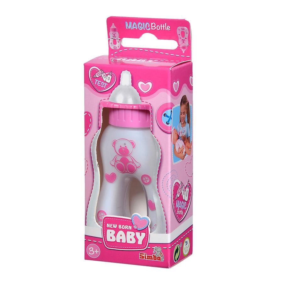 Simba Novorozené dítě Kouzelná láhev na mléko