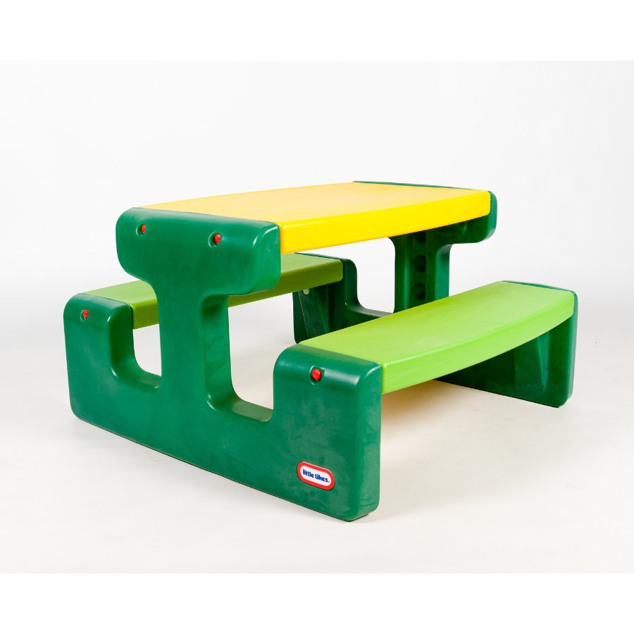 LITTLE TIKES Kindertafel Funny XL groen