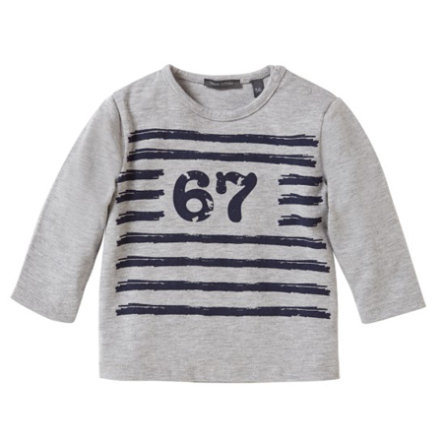 MARC O`POLO Boys Mini Longsleeve grey melange