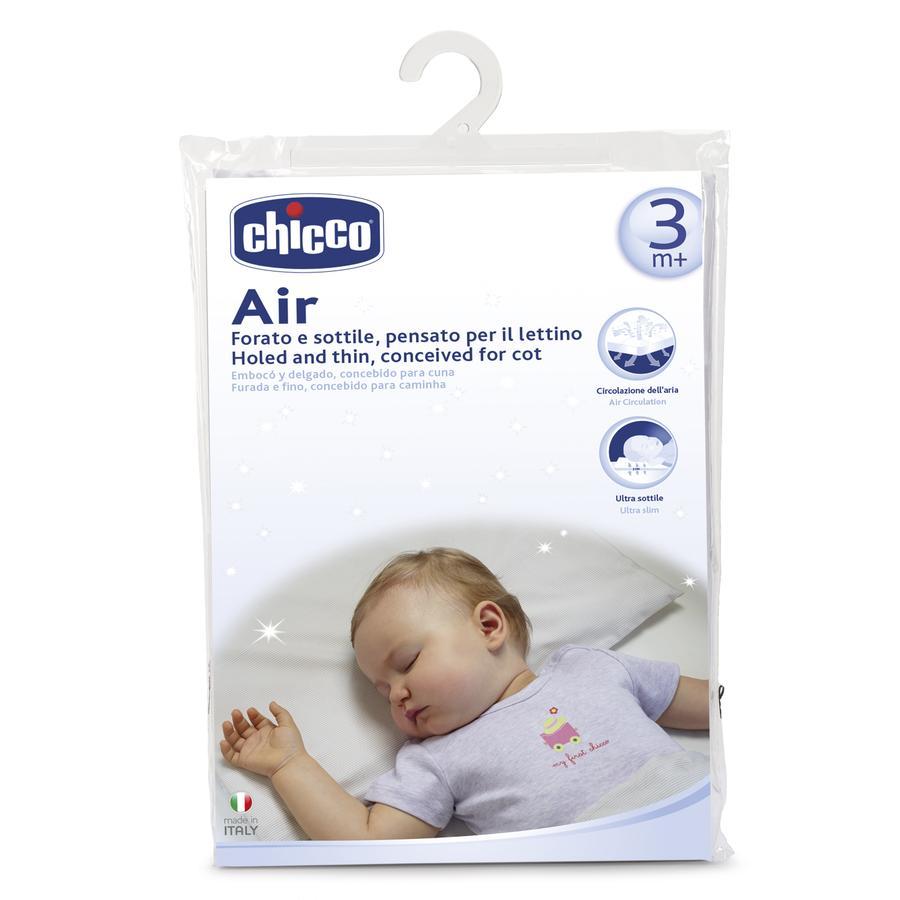 chicco Kissen Air für Babybettchen ab dem 3. Monat