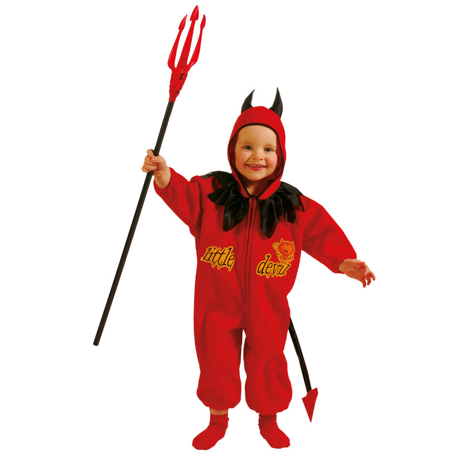 FUNNY FASHION Halloween Costume Diable