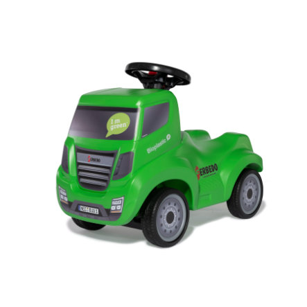 rolly®toys Porteur enfant camion Ferbedo vert