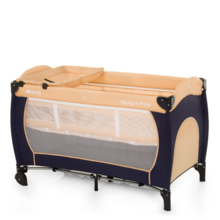 HAUCK Travel Cot Sleep'n Play Center Classic Collection 2015