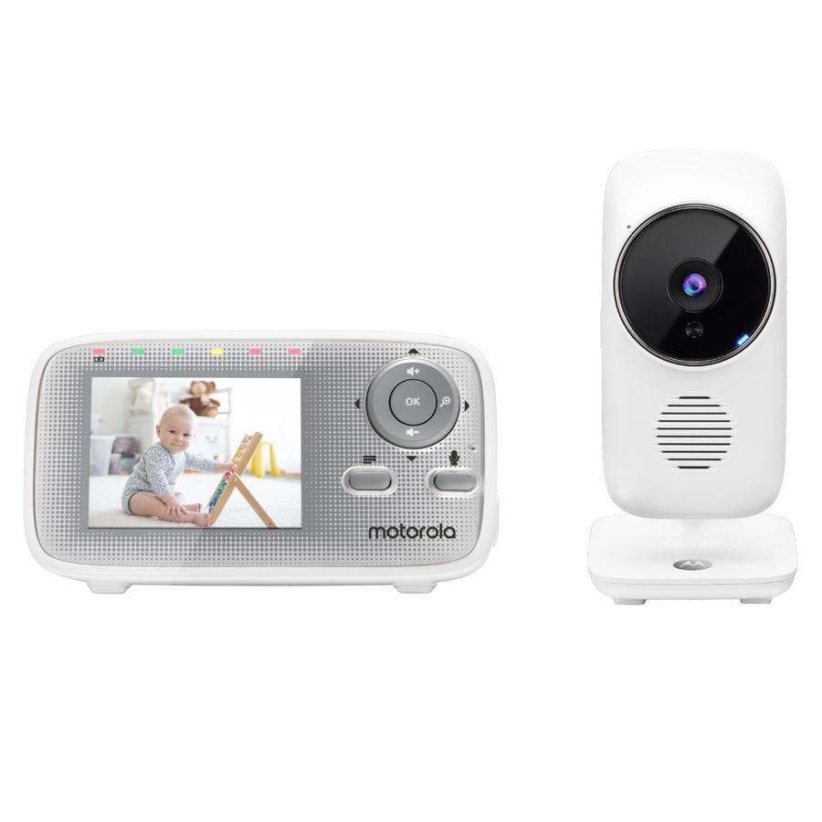 """Motorola Video Baby Monitor MBP481XL z kolorowym wyświetlaczem LCD 2,4"""""""