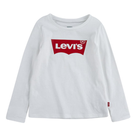 Levi's® Kids Langarmshirt weiß