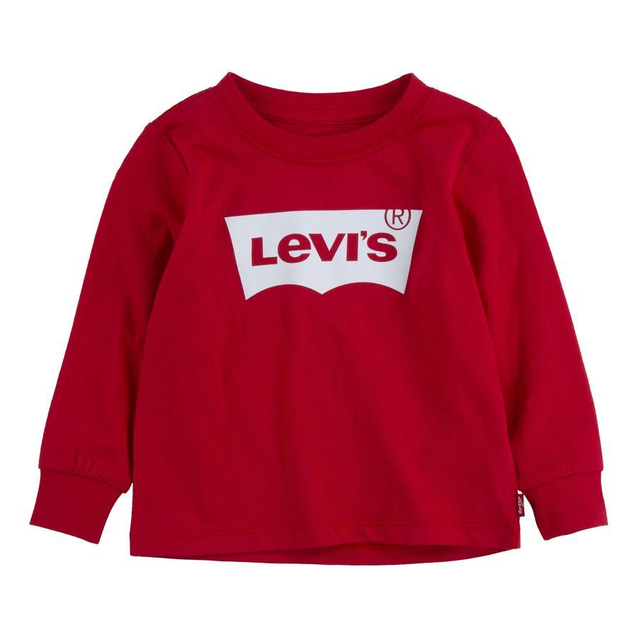 Levi's® Kids Langarmshirt rot