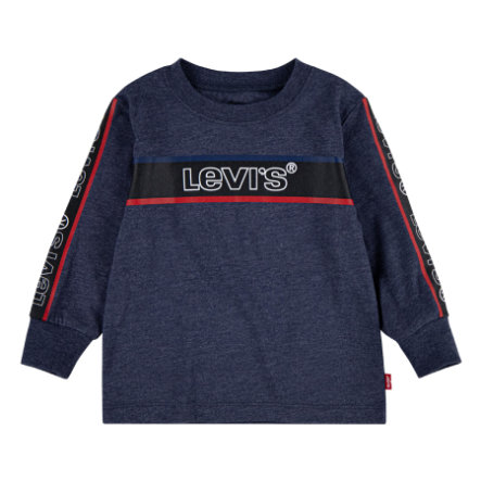 Chemise à manches longues Levi's® Kids bleue