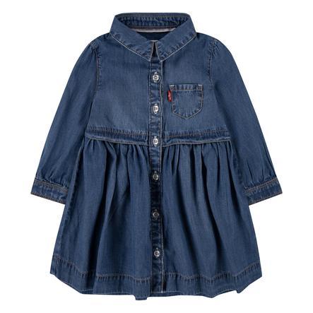 Levi's® Kids Jeanskleid blau