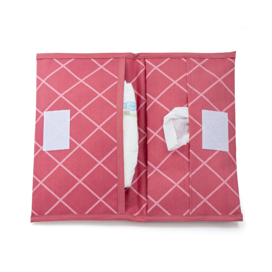 KipKep Napper Wrapping Case Dusty Glina