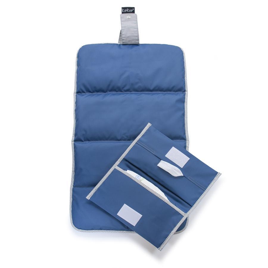 KipKep Napper Combi Wickel-Set Denim Blue
