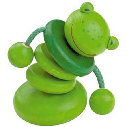 HABA Clutching Grasp Toy Frog Quack